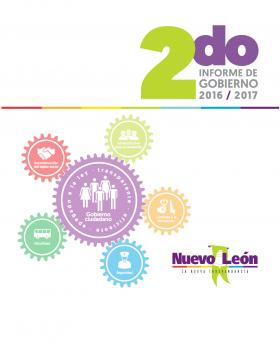 Portada_2o Informe de Gobierno_administración 2015 - 2021