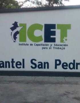 ICET Plantel San Pedro